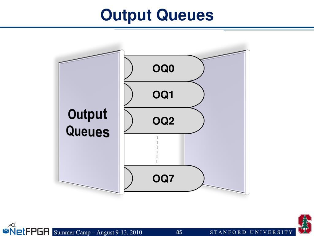 Output Queues