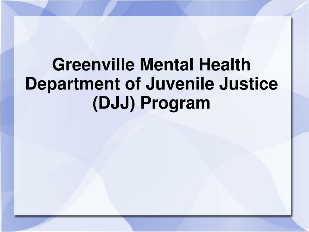 Greenville Mental Health