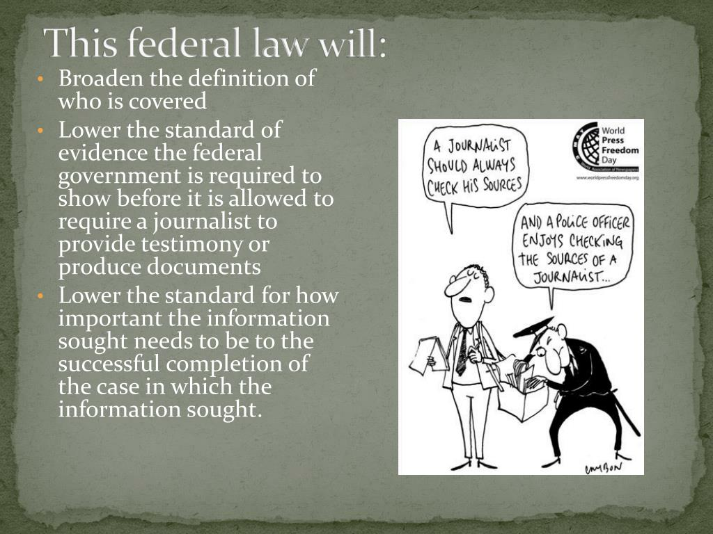 This federal law
