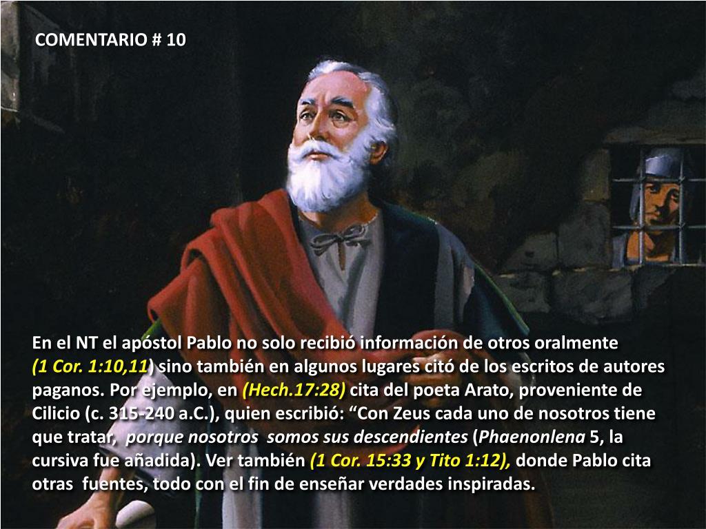 COMENTARIO # 10