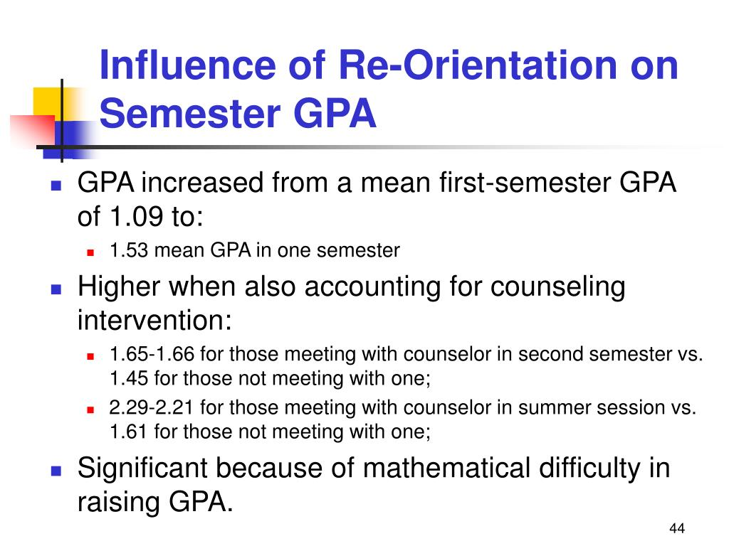 getting a low gpa this semester Will i get kicked out of college for a bad gpa for one semester [part 1] low gpa (grade point average) can lead to enormous stress in your college life.