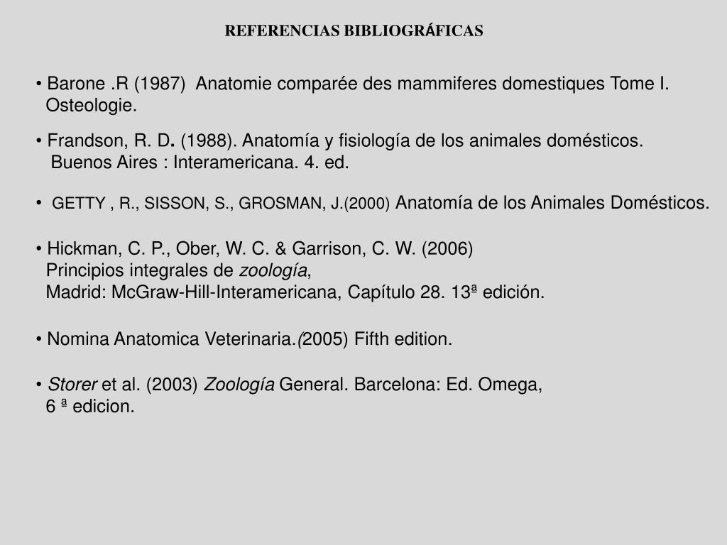REFERENCIAS BIBLIOGR