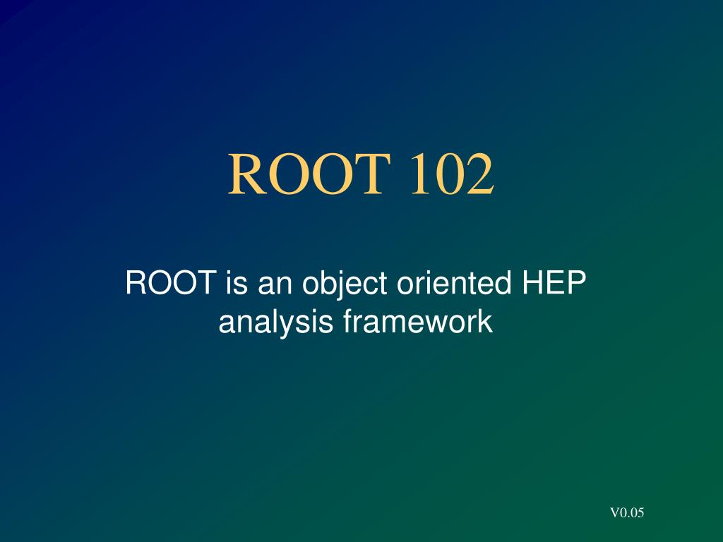 root 102