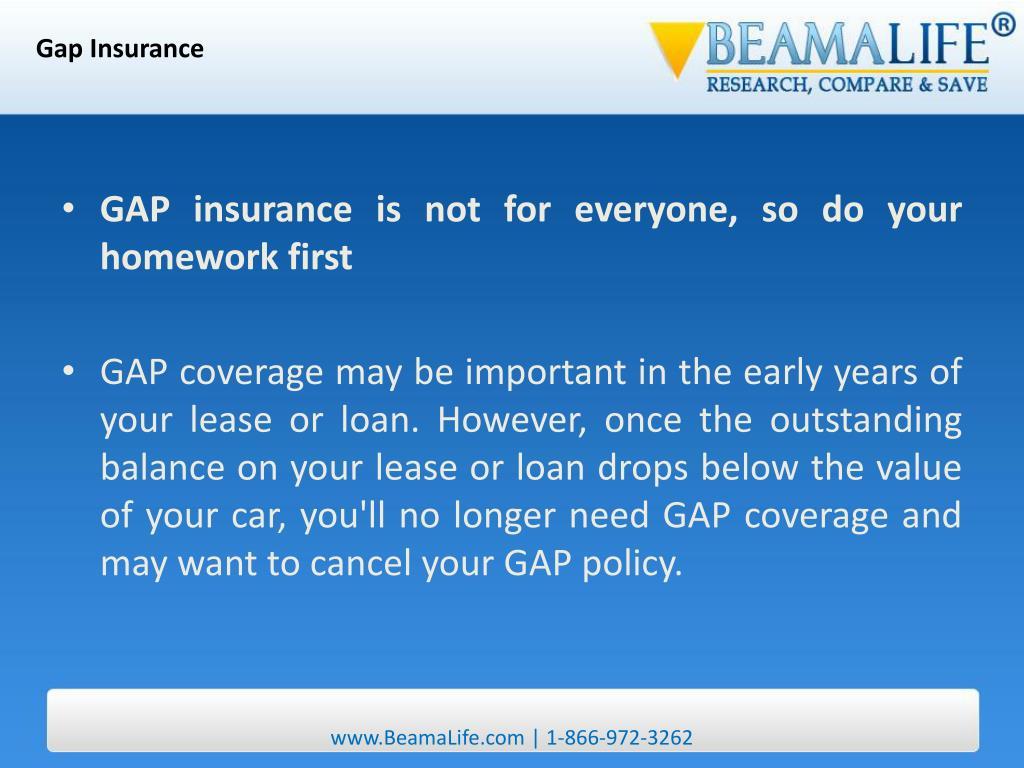 Gap Insurance