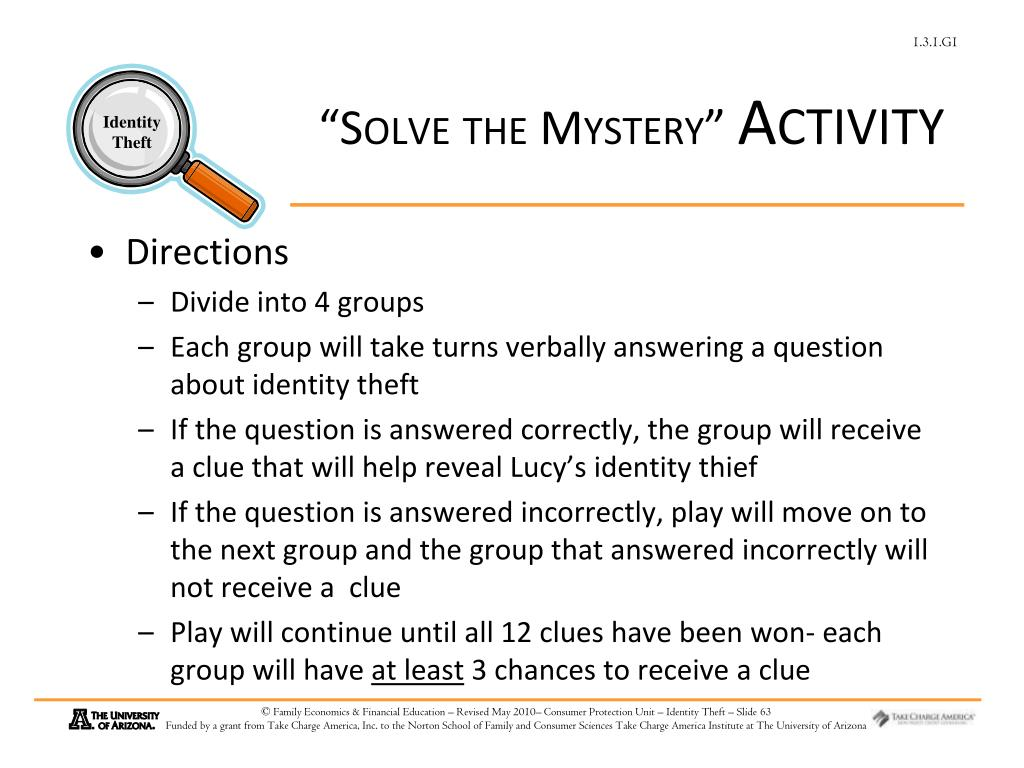 """Solve the Mystery"""