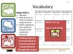 vocabulary14