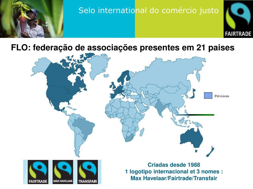 FLO: federação de associações presentes em 21 paises