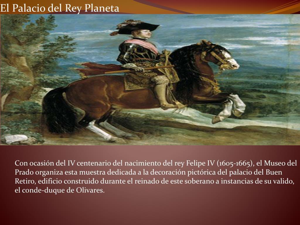 El Palacio del Rey Planeta