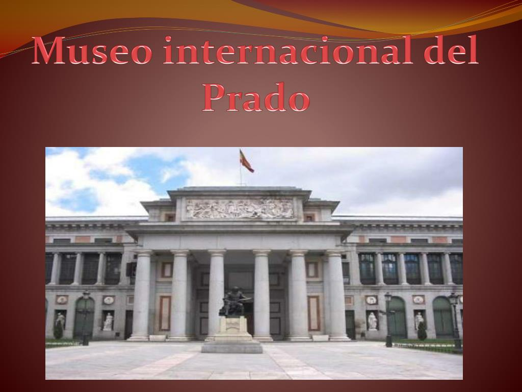 Museo internacional del Prado