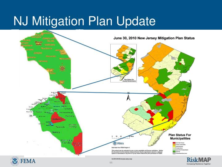 NJ Mitigation Plan Update