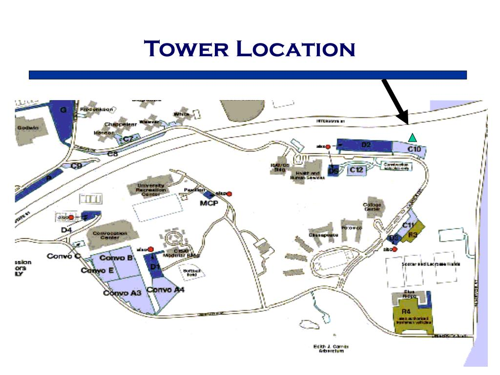 Tower Location