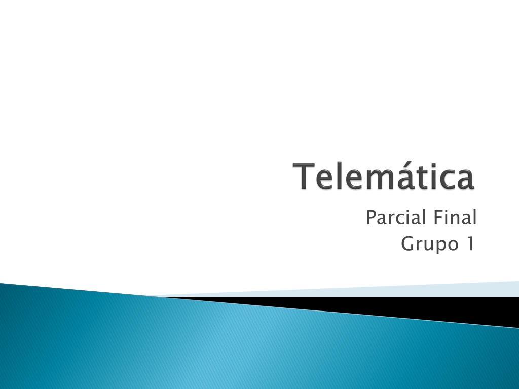 Telemática