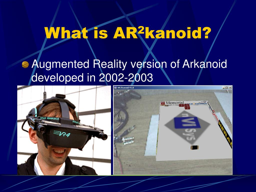 What is AR