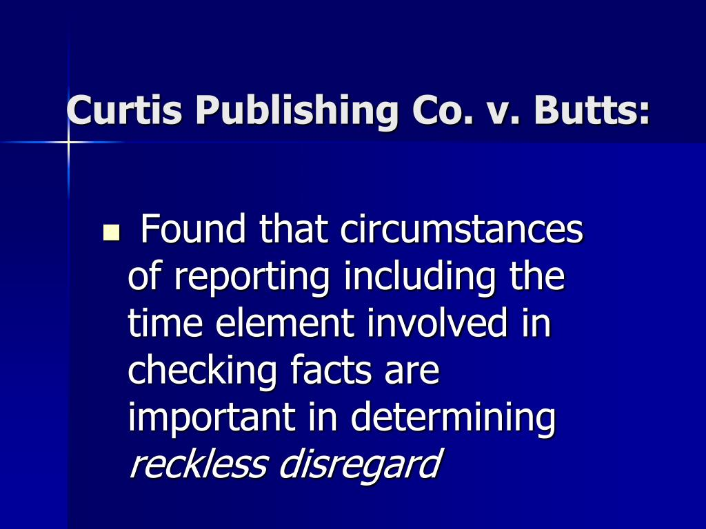 Found that circumstances of reporting including the time element involved in checking facts are important in determining