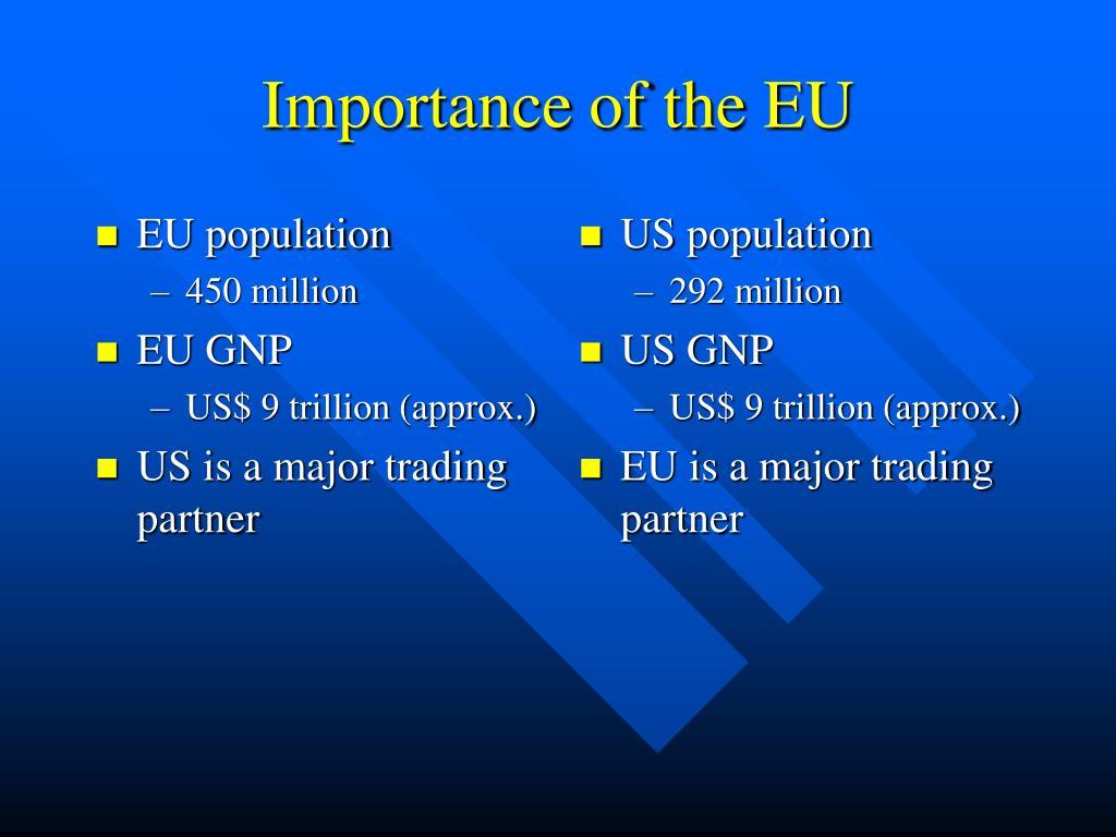 EU population