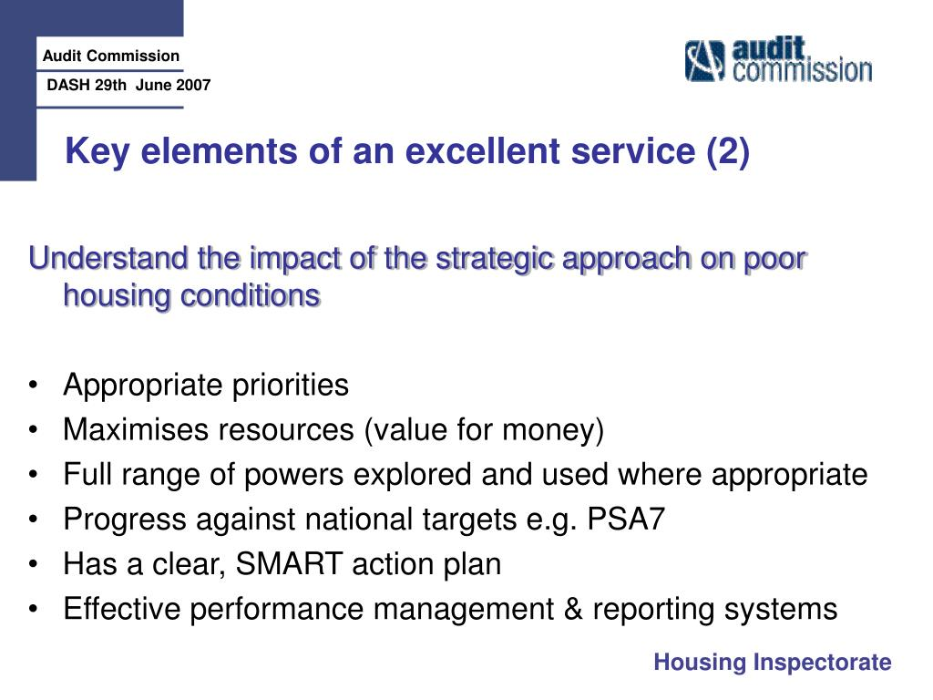 Key elements of an excellent service (2)