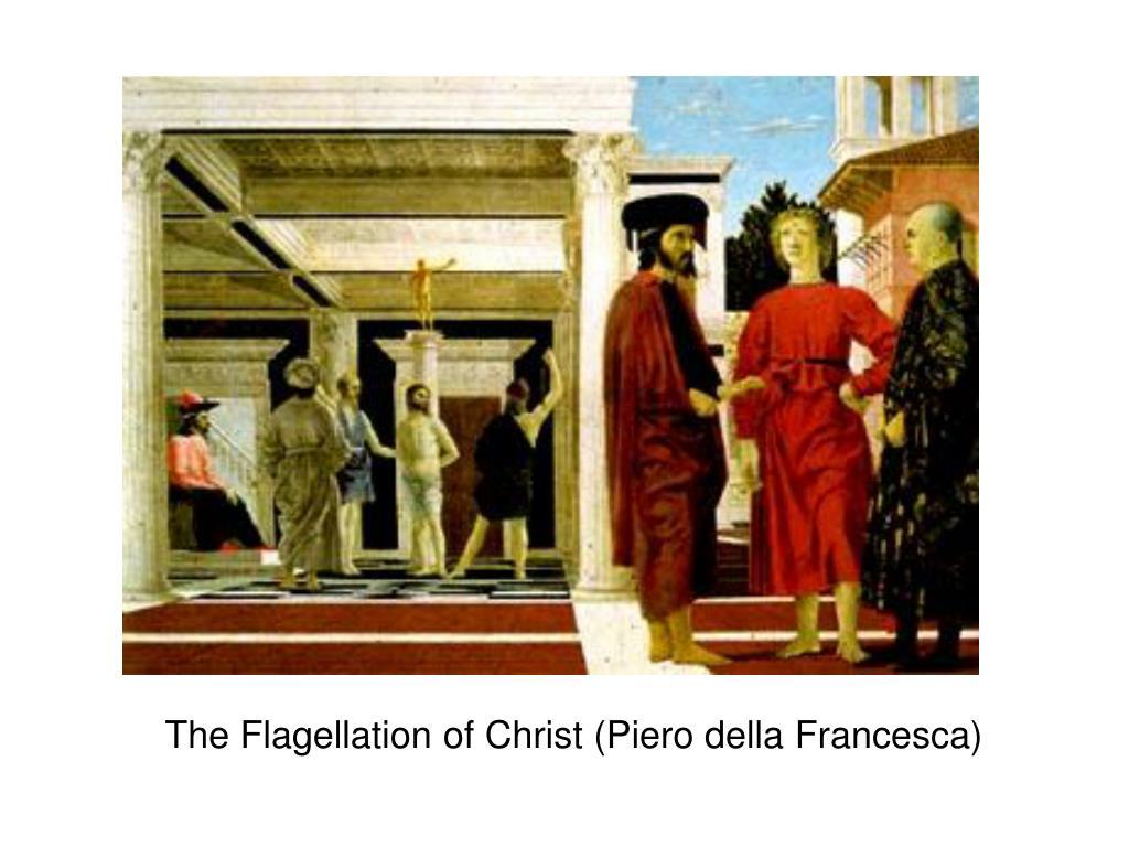 The Flagellation of Christ (Piero della Francesca)