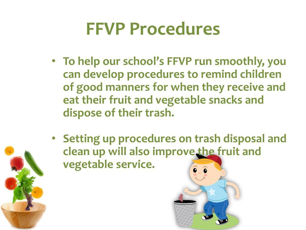 FFVP Procedures