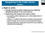 bargaining in the public sector cont41