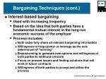 bargaining techniques cont20