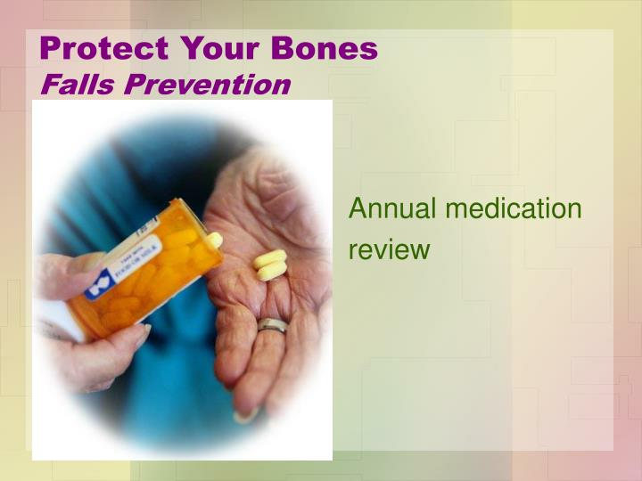 Protect Your Bones