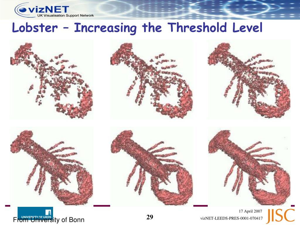 Lobster – Increasing the Threshold Level