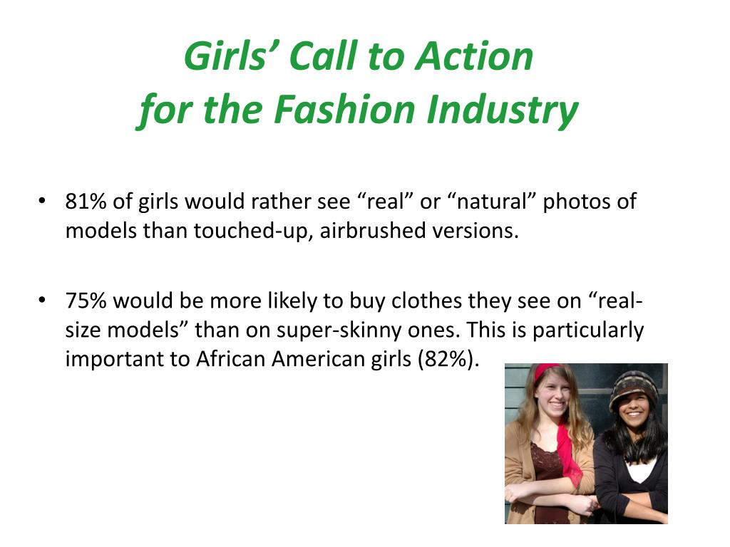 Girls' Call to Action