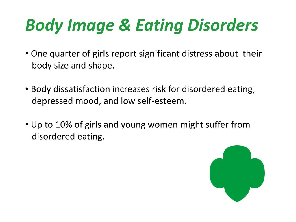 Body Image & Eating Disorders