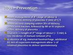 pph prevention