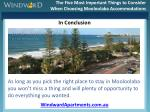 the five most important things to consider when choosing mooloolaba accommodations10