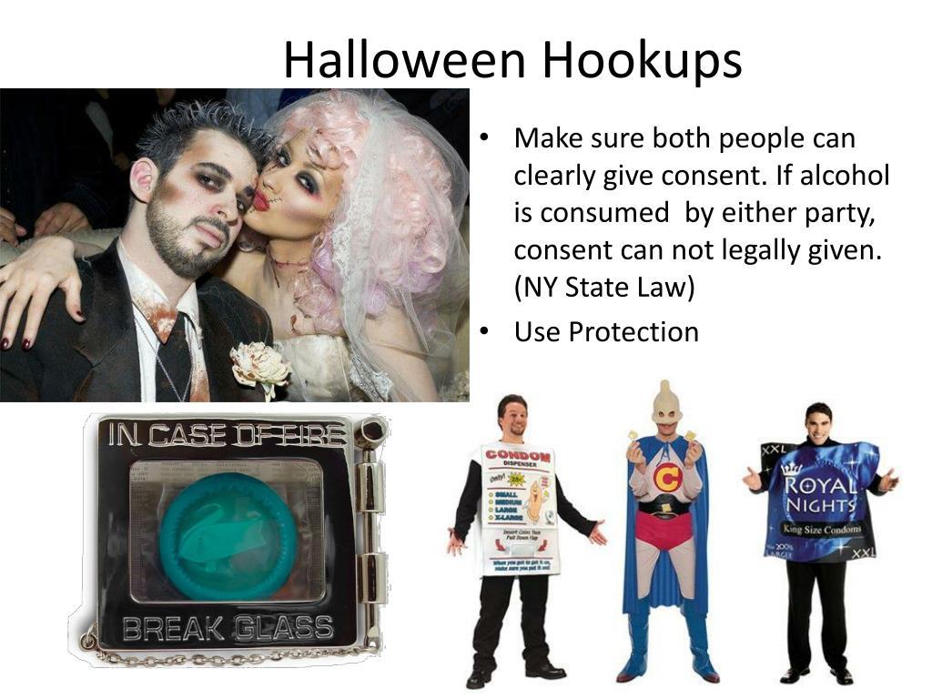 Halloween Hookups