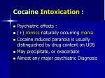 cocaine intoxication1