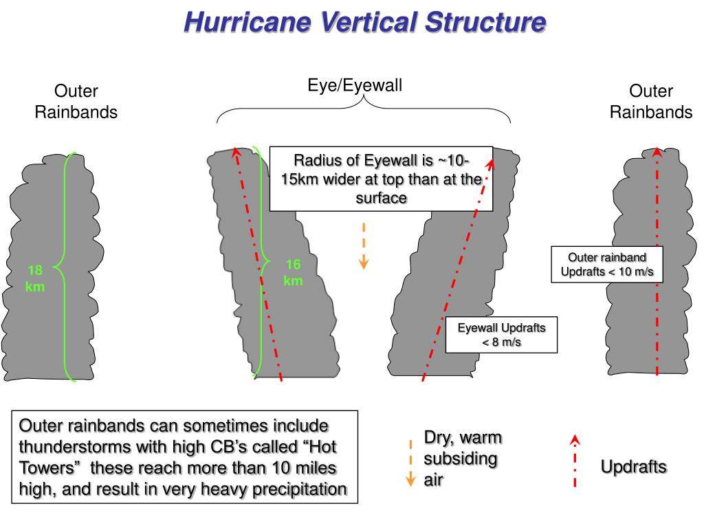 Hurricane Vertical Structure