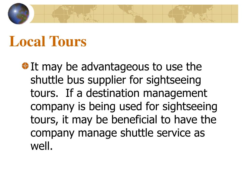 Local Tours