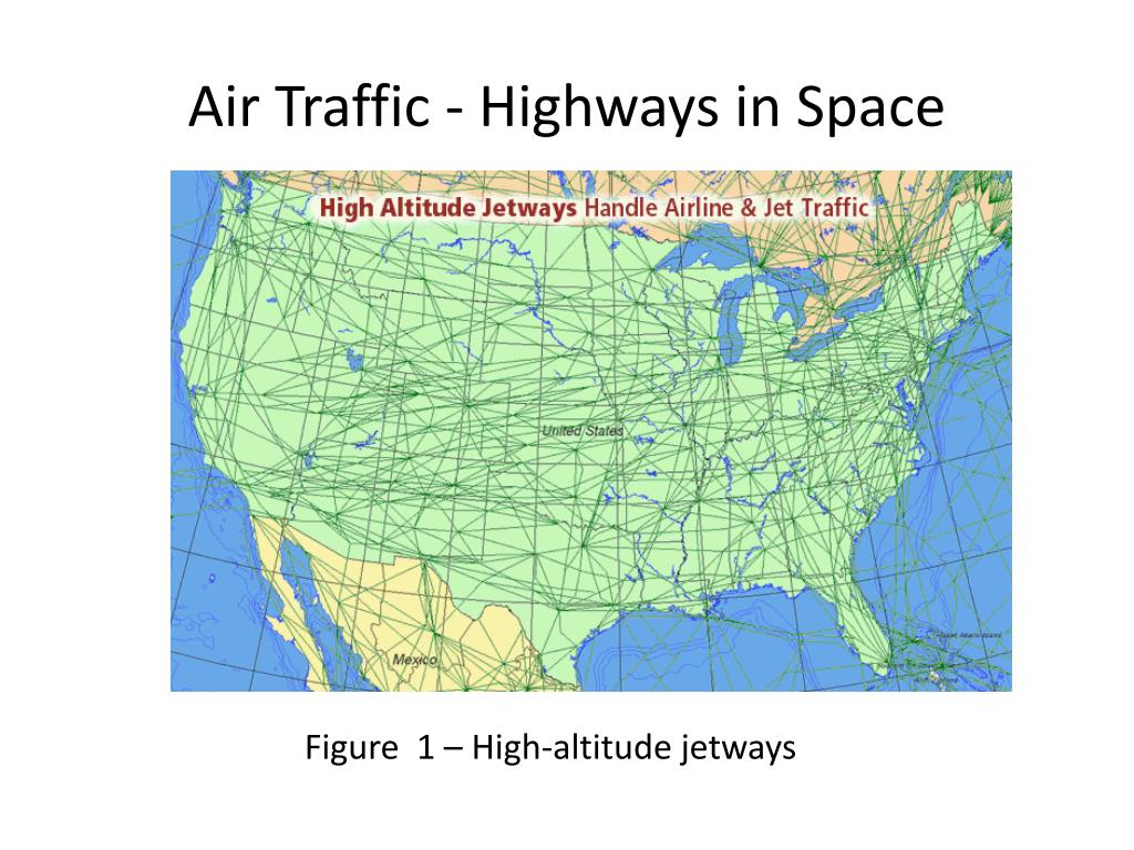 Air Traffic - Highways in Space