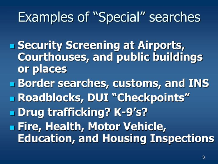 Examples of special searches l.jpg