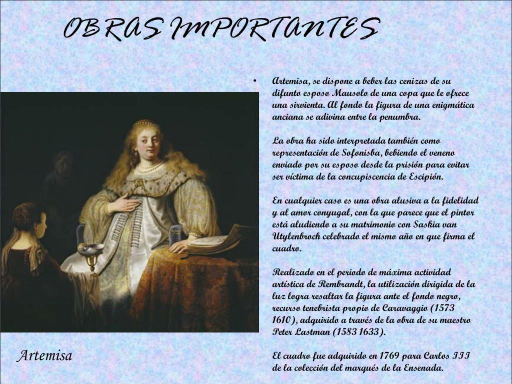 OBRAS IMPORTANTES