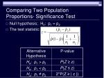 comparing two population proportions significance test25