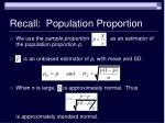 recall population proportion3