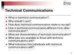 technical communications2