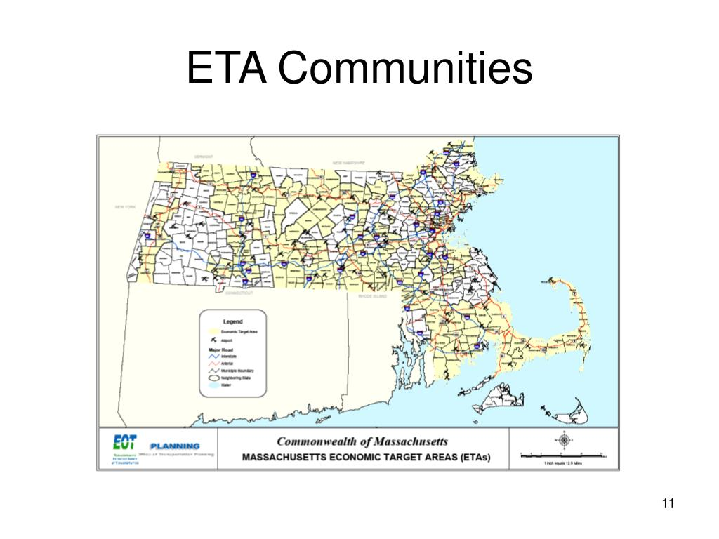 ETA Communities