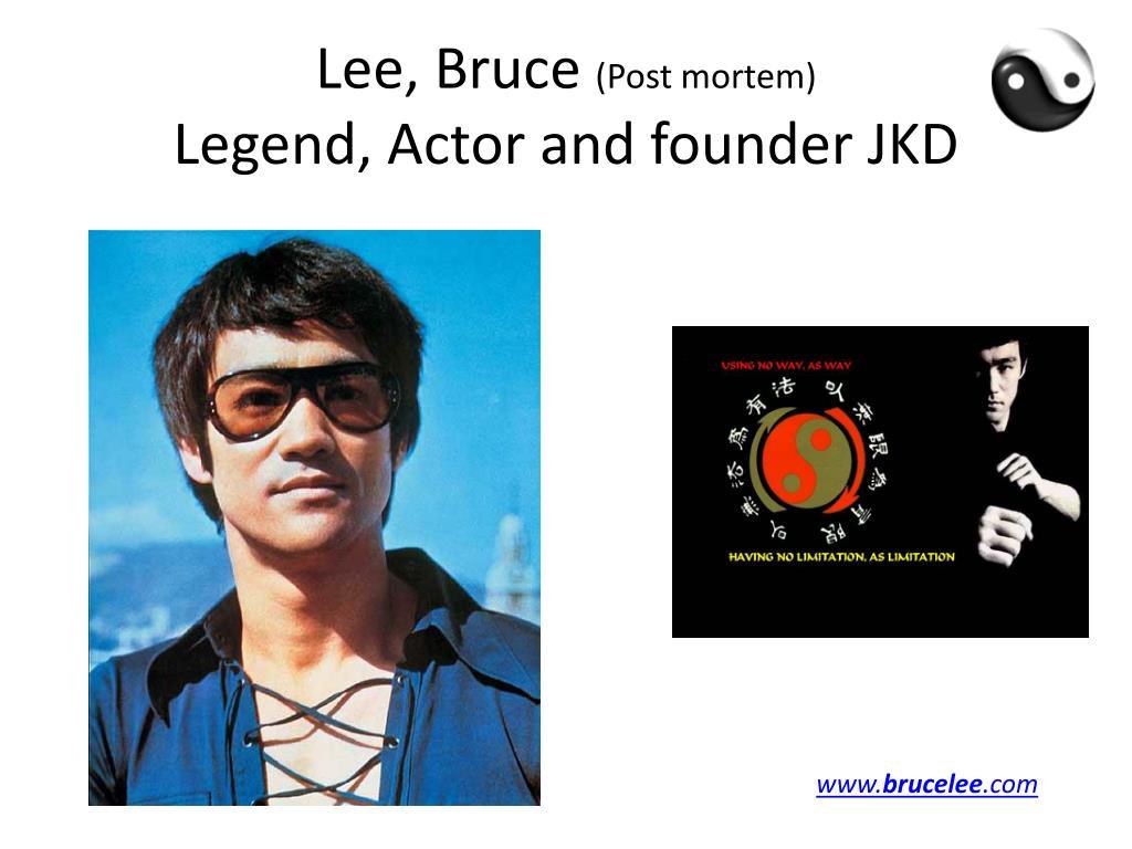 Lee, Bruce