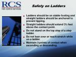 safety on ladders9