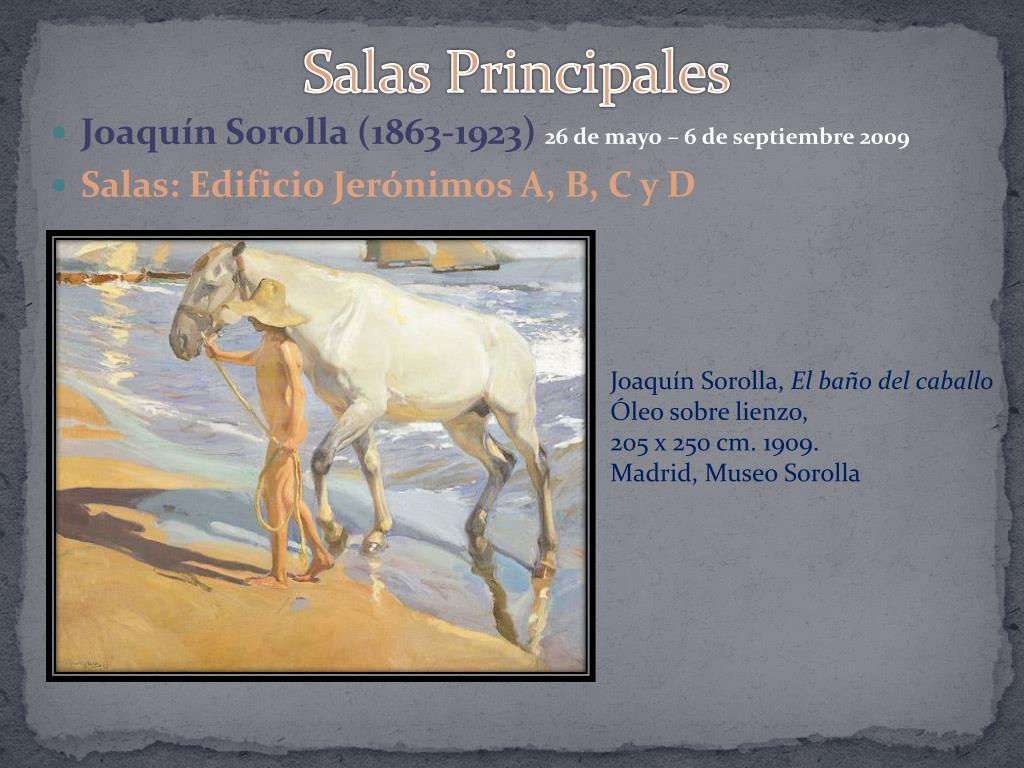 Joaquín Sorolla,