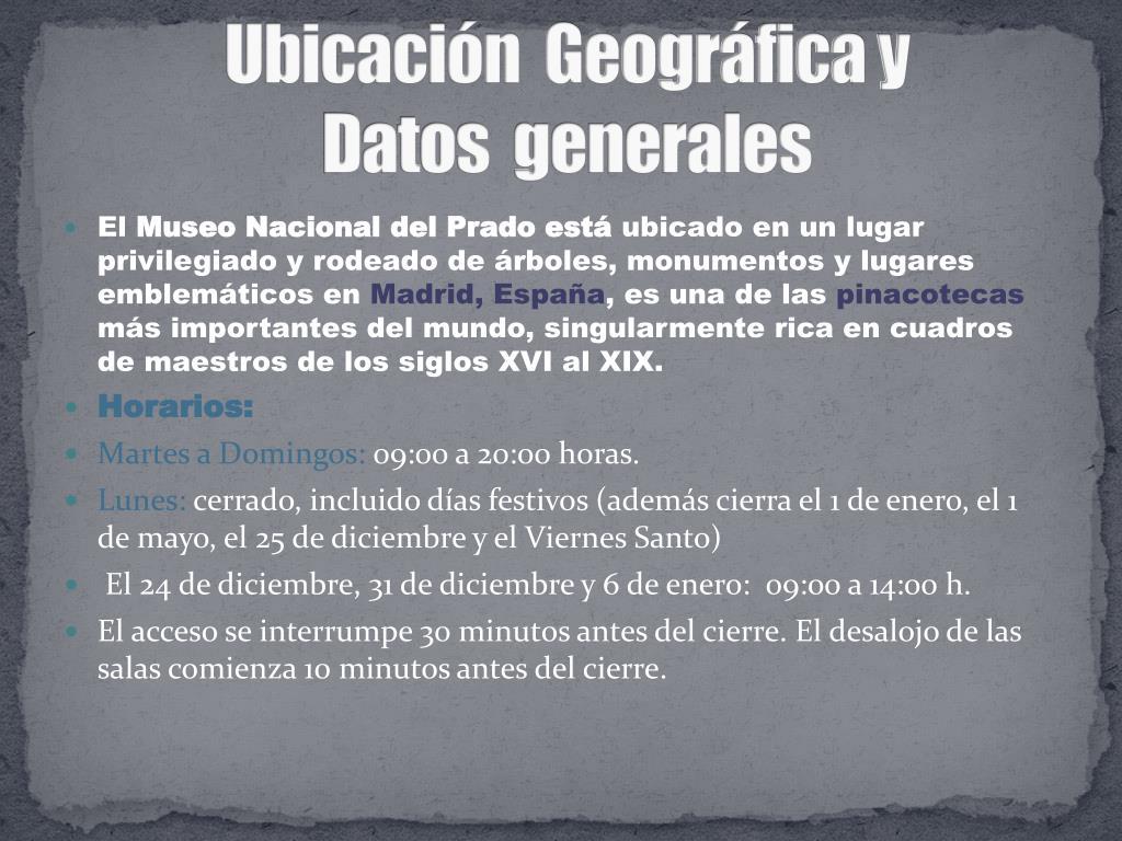 Ubicación  Geográfica y