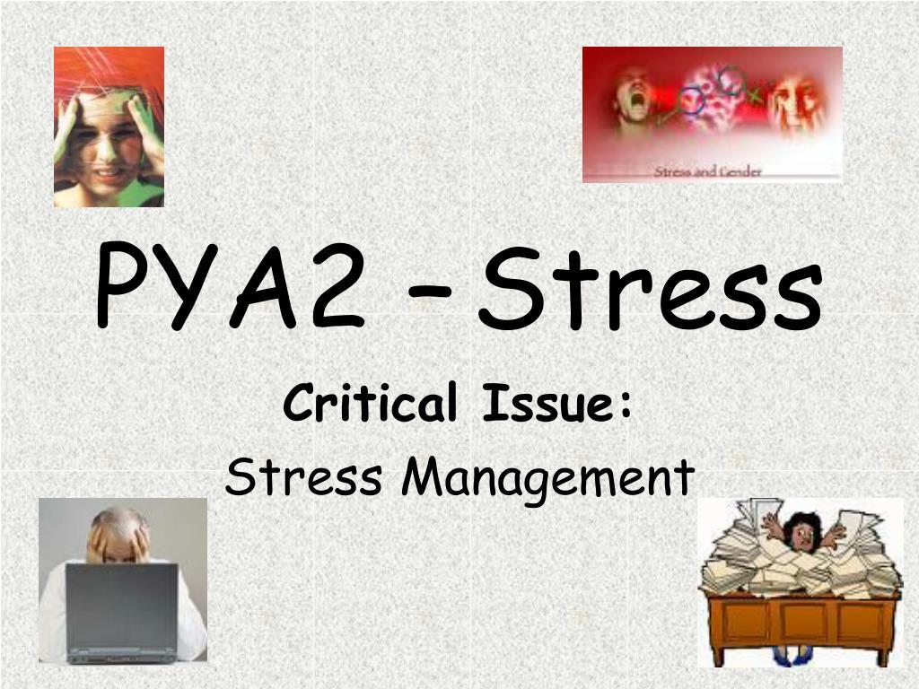 pya2 stress