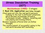 stress inoculation training sit23