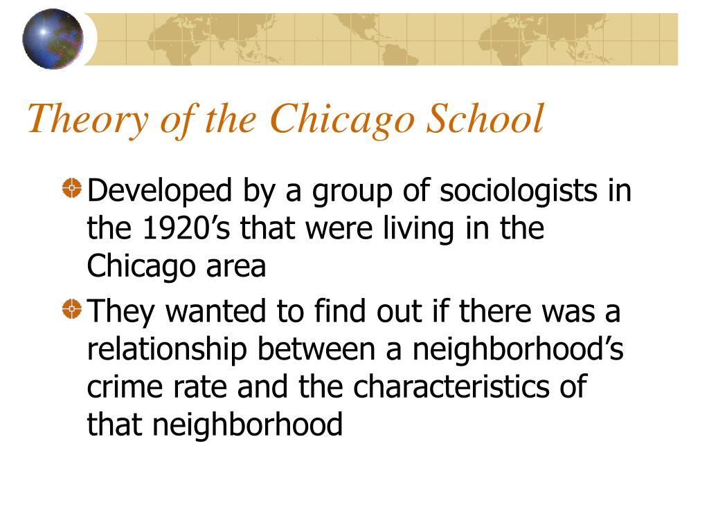 relationship between social disorganization and organized crime