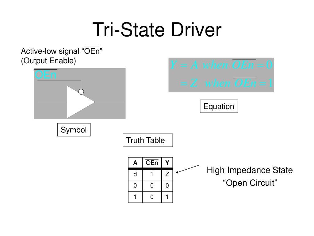 Tri-State Driver