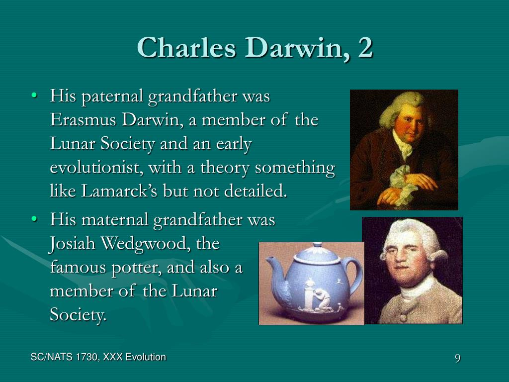 Charles Darwin, 2